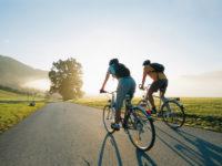 Сколько калорий сжигает велосипед?